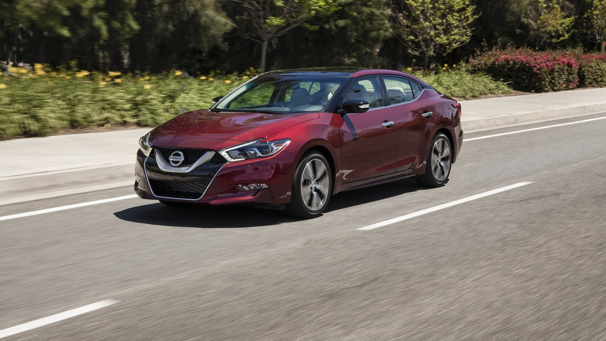 Family Car Of The Year 2016 Nissan Maxima 4dsc Focus Daily News