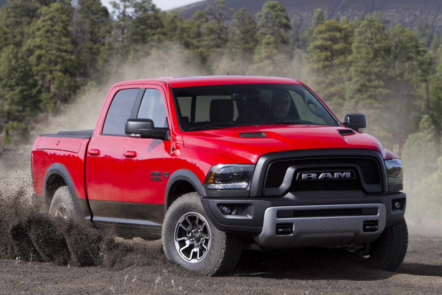 home ram trucks driven - photo #15