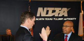 NTTA board of directors