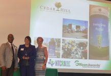 Green3 award Cedar Hill