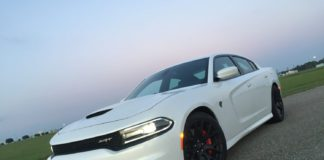 2016 Dodge Charger Hellcat