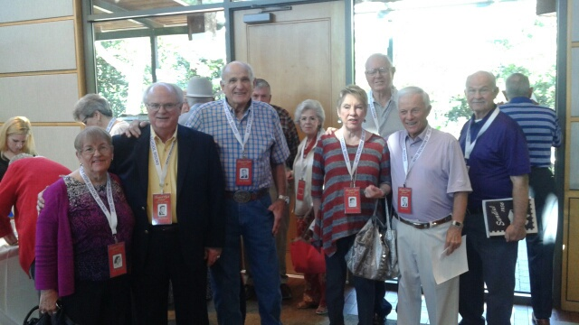 Sunset High School Class Of 1956 Reunion