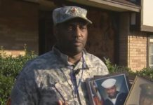 Chili's Cedar Hill Veterans Day Incident