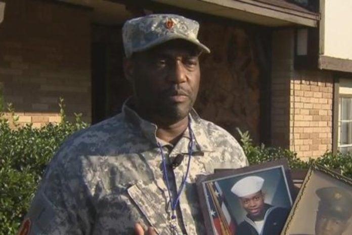 Chili's Cedar Hill Veterans Day Incident
