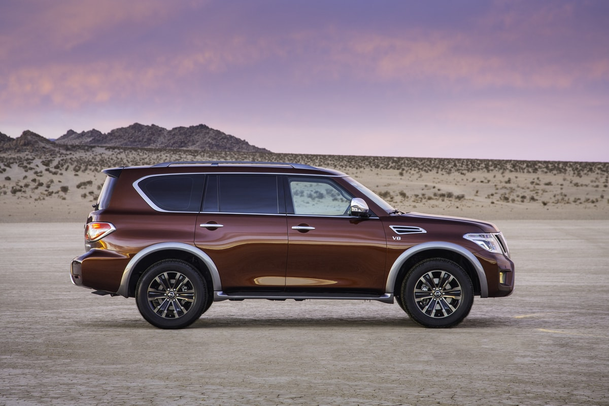 Suv Of The Year Nissan Armada Focus Daily News