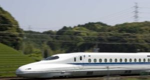 Texas Central Partners high speed train