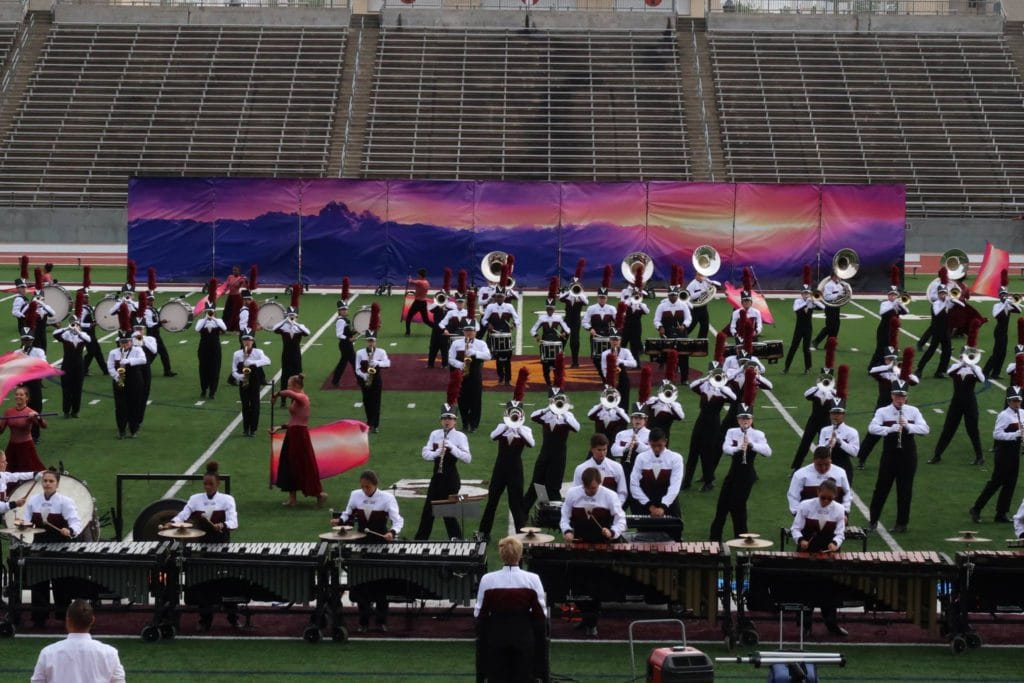 Red Oak High School Band