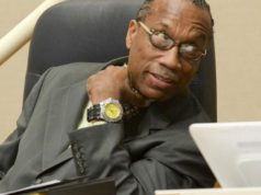 Commissioner John Wiley Price