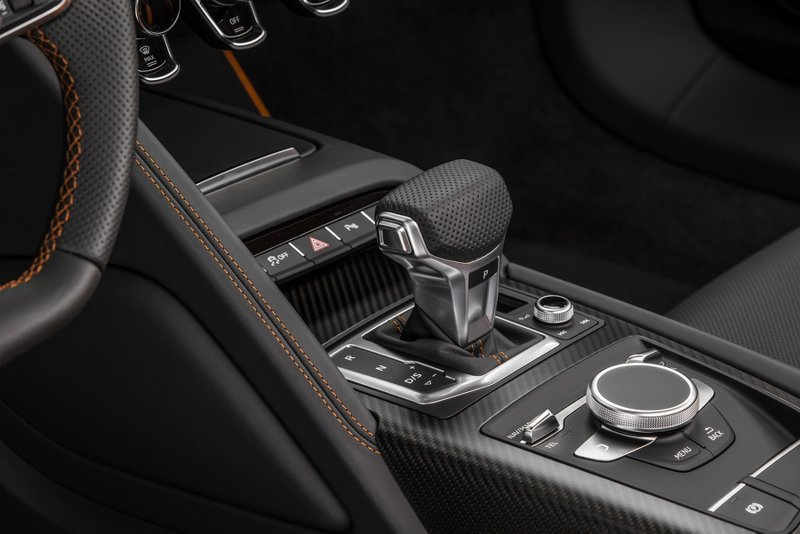 2017 Audi R8 V10- Interior