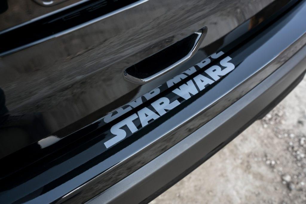 Nissan Rogue One Star Wars