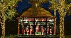 spectacular fireworks Dallas arboretum 12 days of christmas