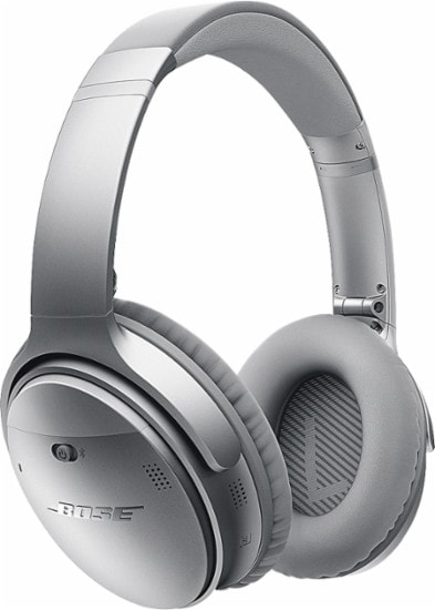 Bose Quiet Comfort headphones