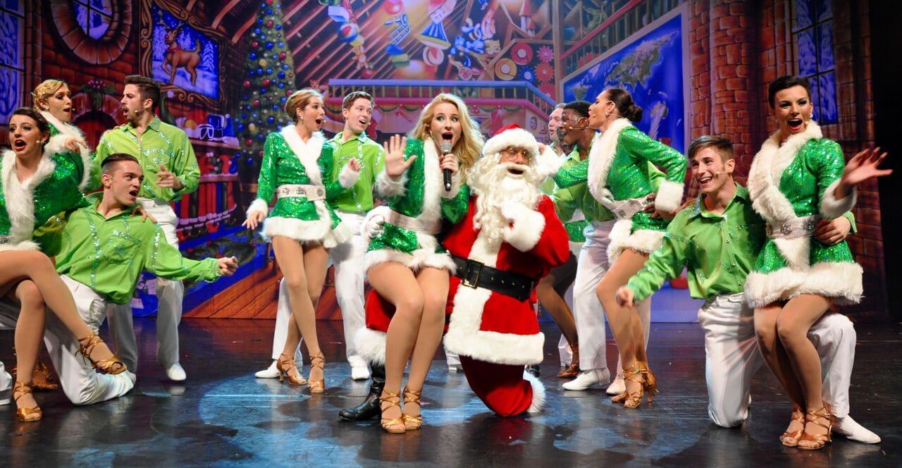 Broadway Christmas Wonderland Spreads Christmas Cheer - Focus ...