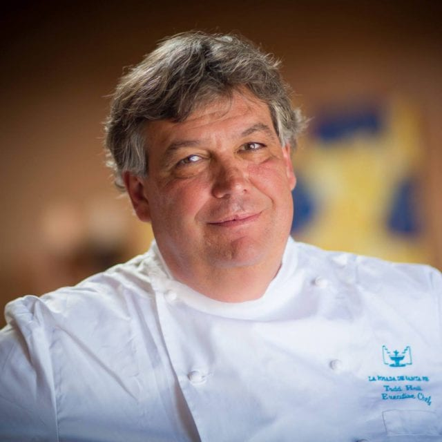 Chef Todd Hall