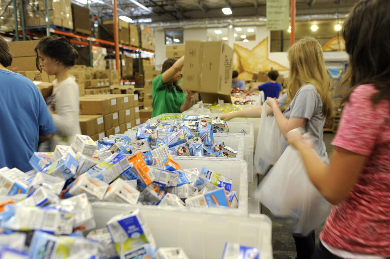 59 Million Food Grant Helps North Texas Food Bank Focus Daily News