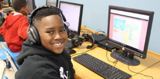 Hour of Code Lancaster ISD