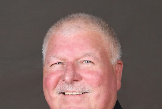 Lancaster Police Chief Larry Flatt