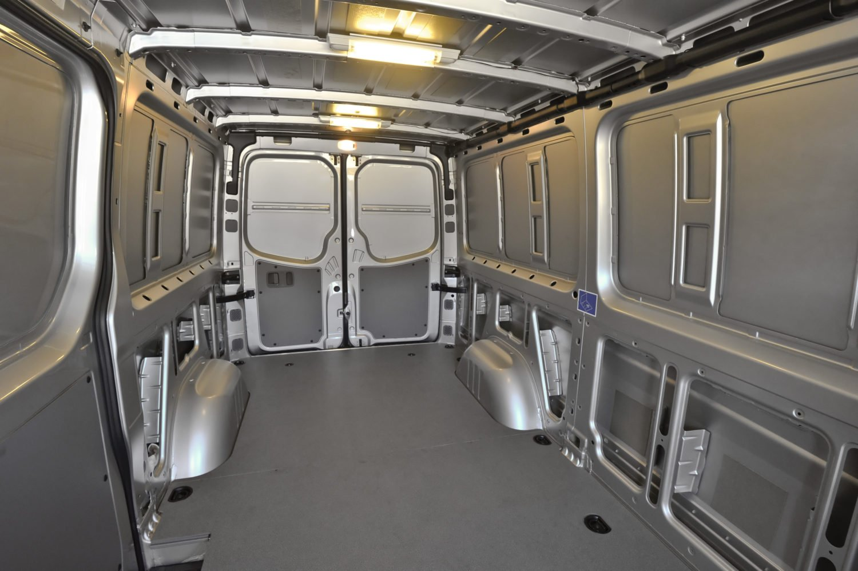 ... Mercedes Benz Sprinter Cargo Van Interiors Focus Daily News