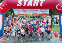 Methodist Mansfield Run With Heart