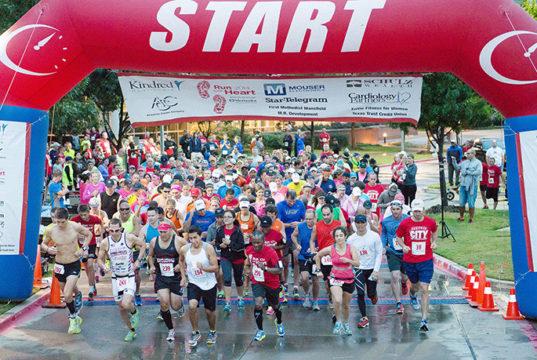 Methodist Mansfield Run With Heart