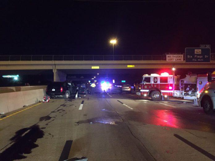 Grand Prairie Fatal Crash