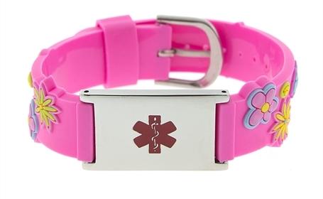 childrens medical bracelet