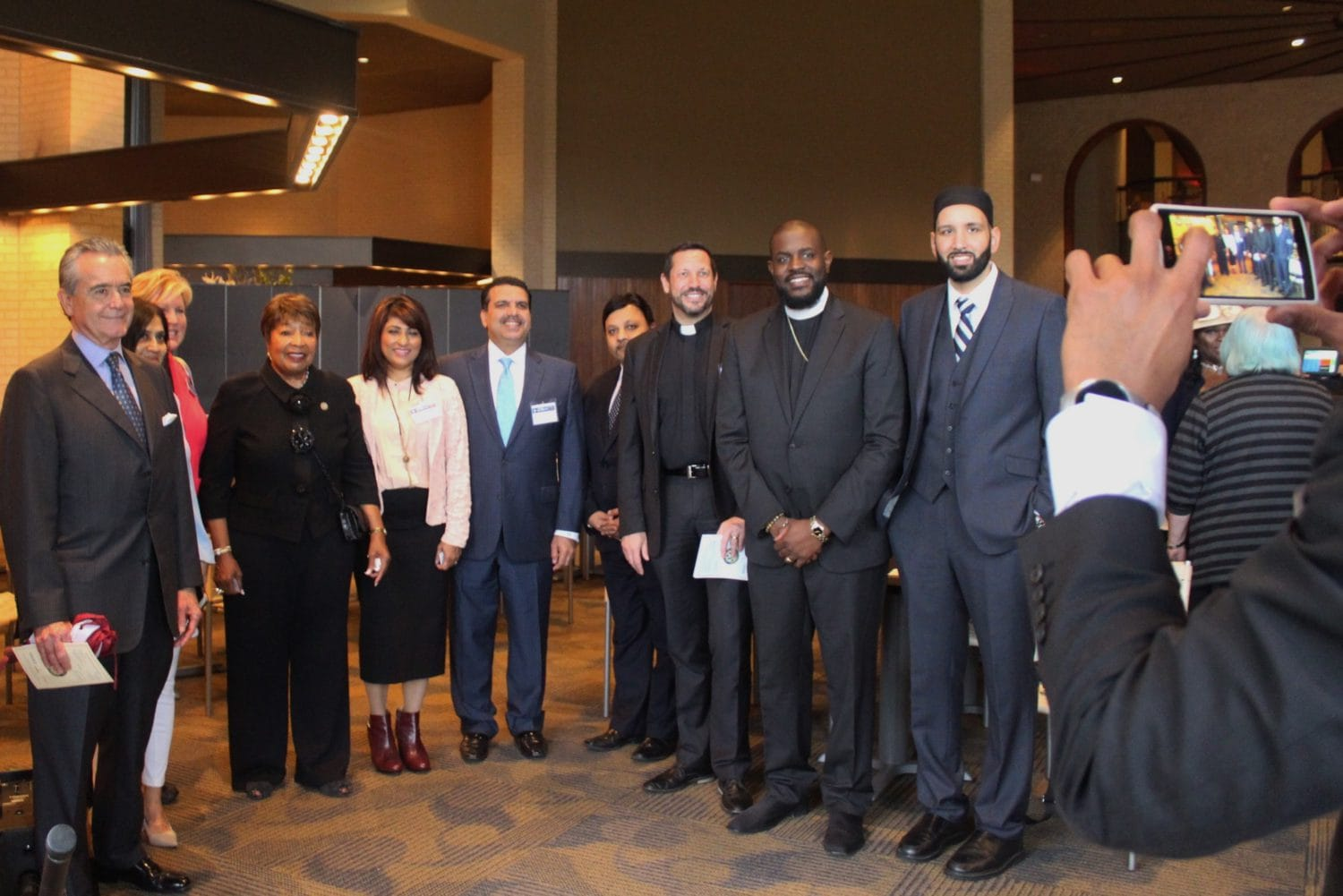 annual dallas prayer breakfast
