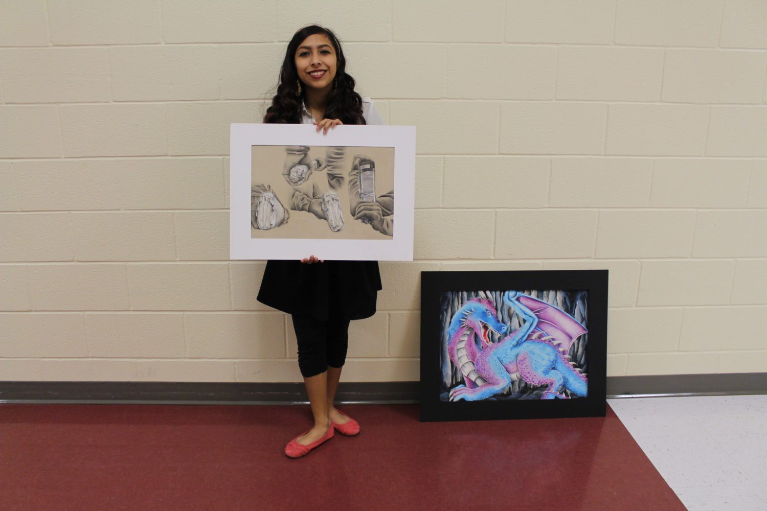 Rohs art students win regional medals at vase focus daily news visual arts scholastic event reviewsmspy