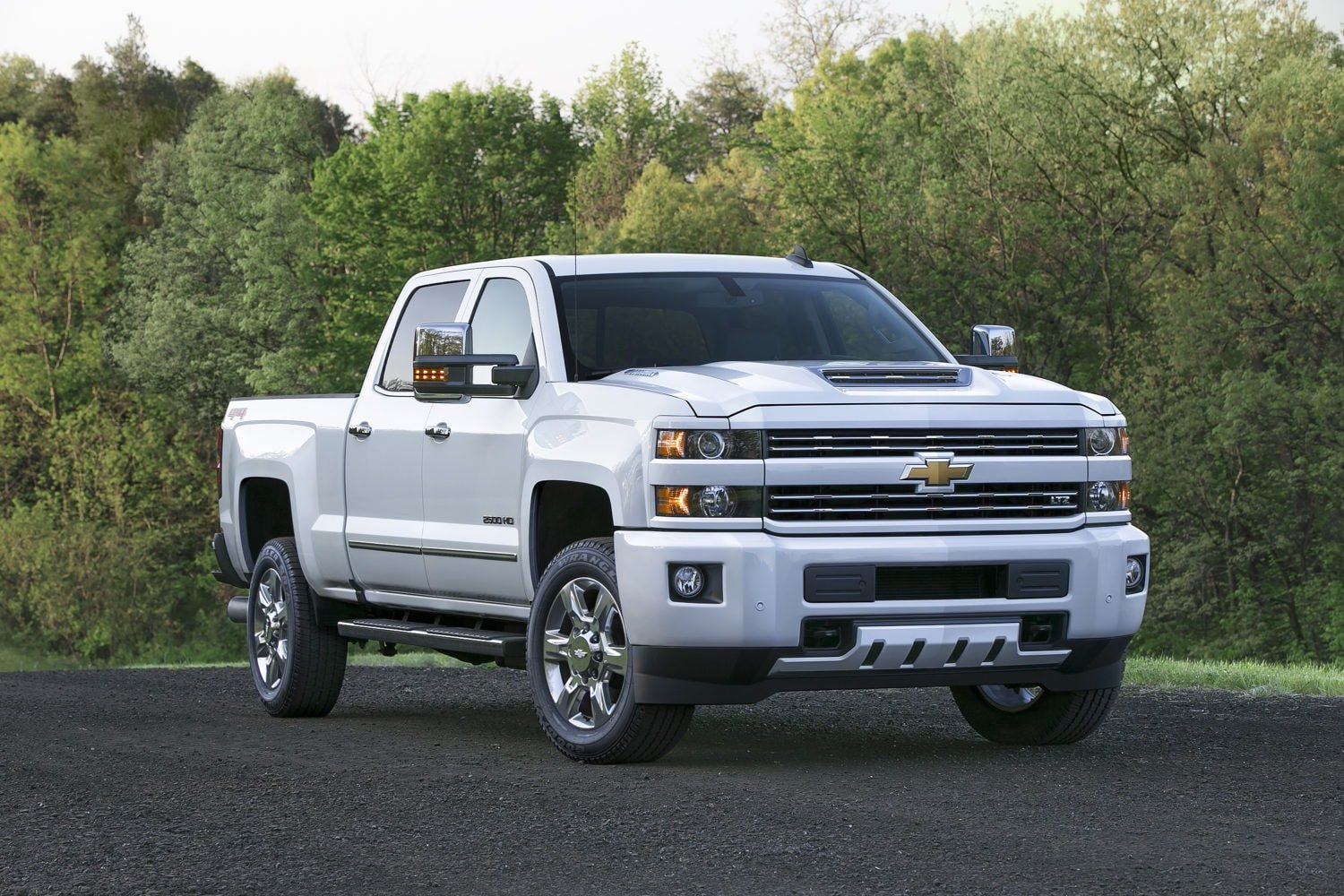 Truck chevy 2500hd trucks 2017 Silverado 2500HD: Big Truck, Big Technology - Focus Daily News