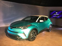 2018 Toyota C-HR first impression