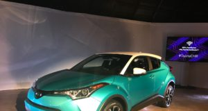 2018 Toyota C-HR first impression