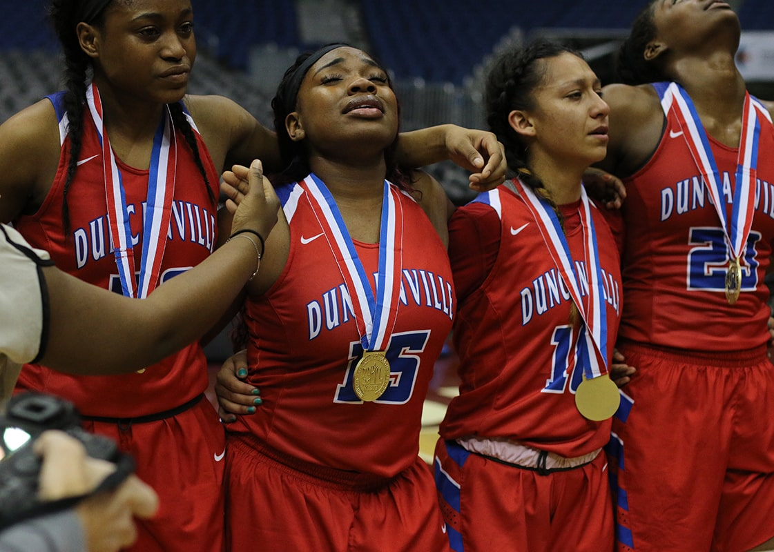 Duncanville Girls Basketball