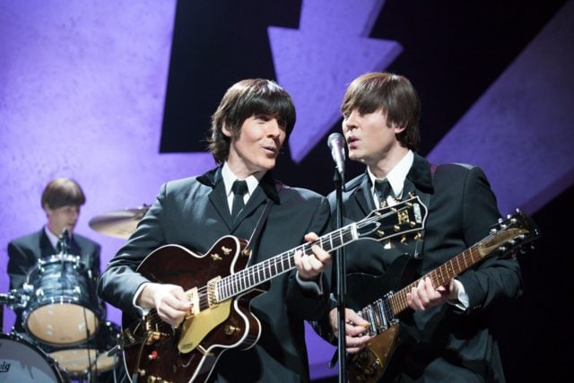 Let it be beatles show