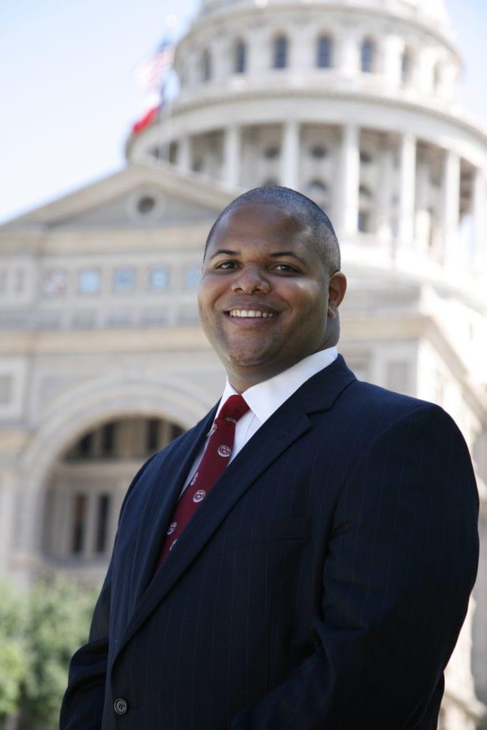 Eric Johnson Dallas Mayor