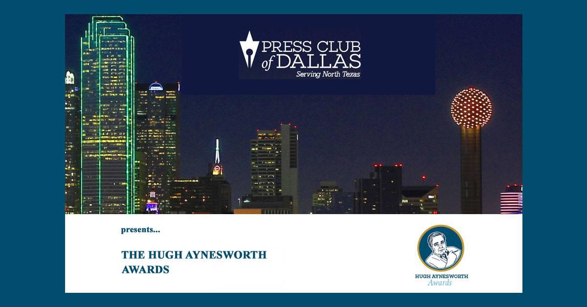 hugh aynesworth awards for excellence