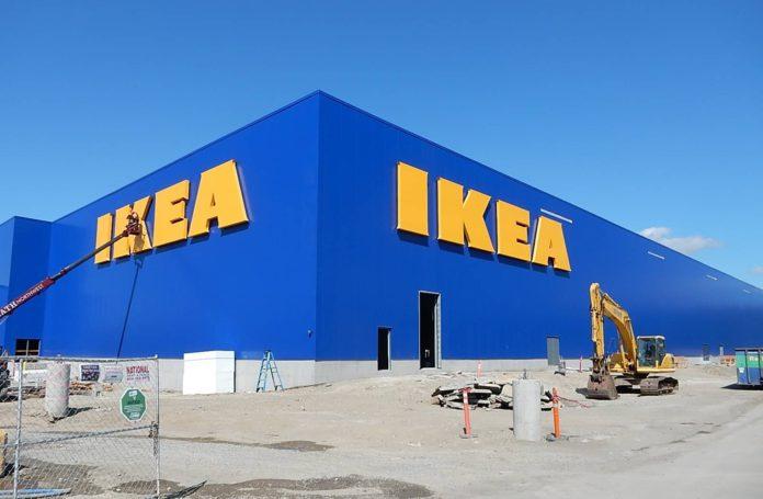 Grand Prairie IKEA