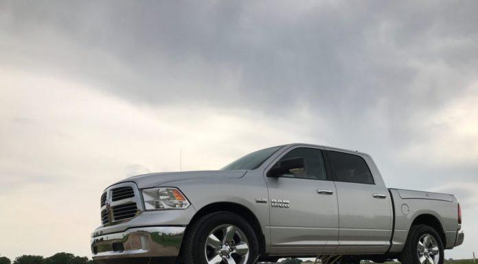 2017 Ram 1500 Lone Star