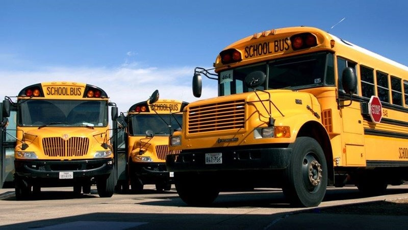 DCS bus drivers
