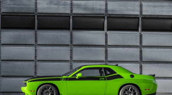 Dodge Challenger T/A 392