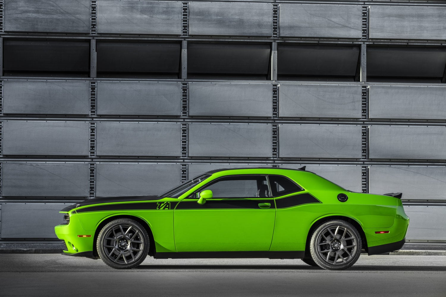 Modern Day Muscle: 2017 Dodge Challenger T/A 392 - Focus Daily News