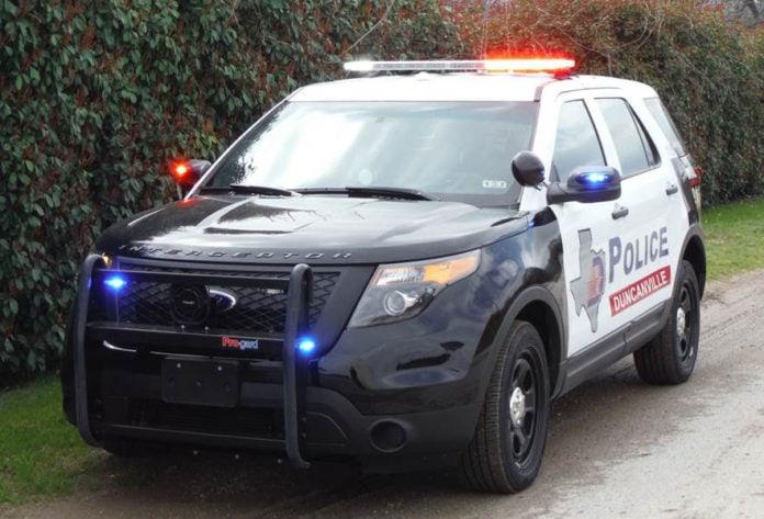 duncanville police blotter