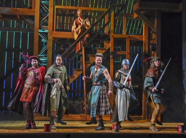 hood the robin hood musical