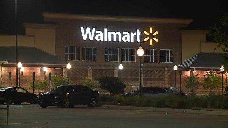 Midlothian Walmart shooting