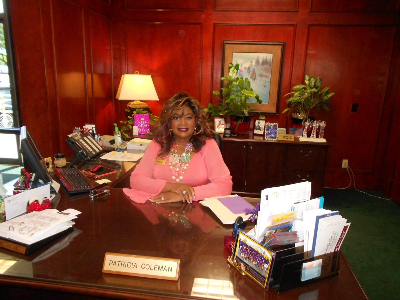 Patricia Coleman Bank of DeSoto