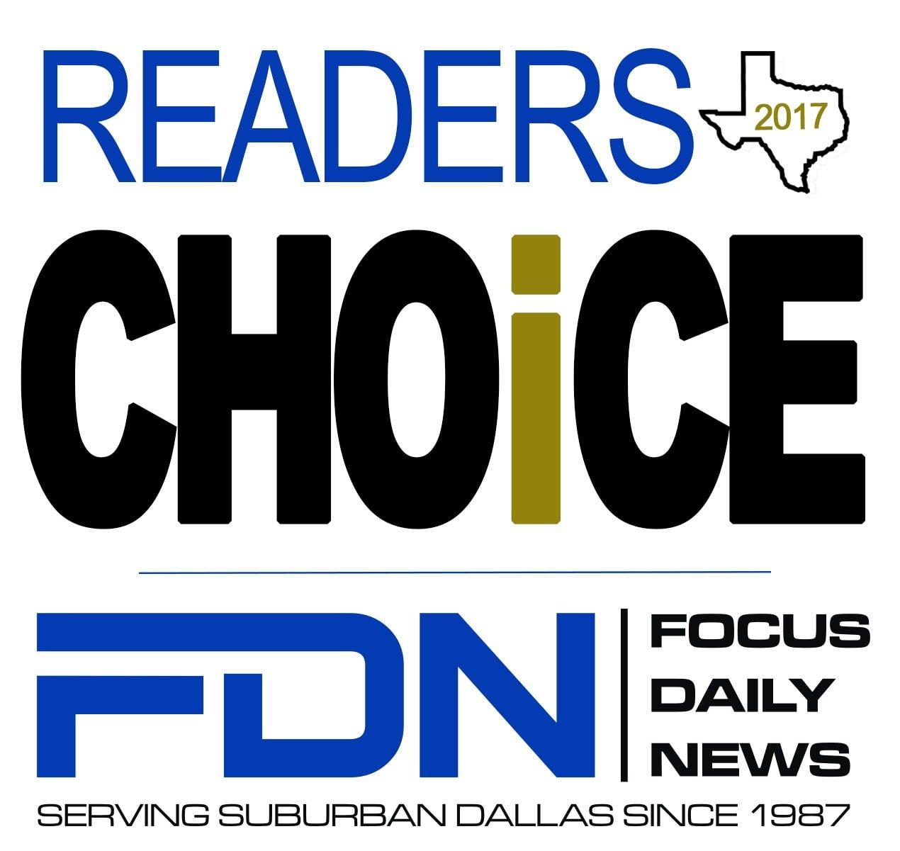 2017 readers choice awards logo