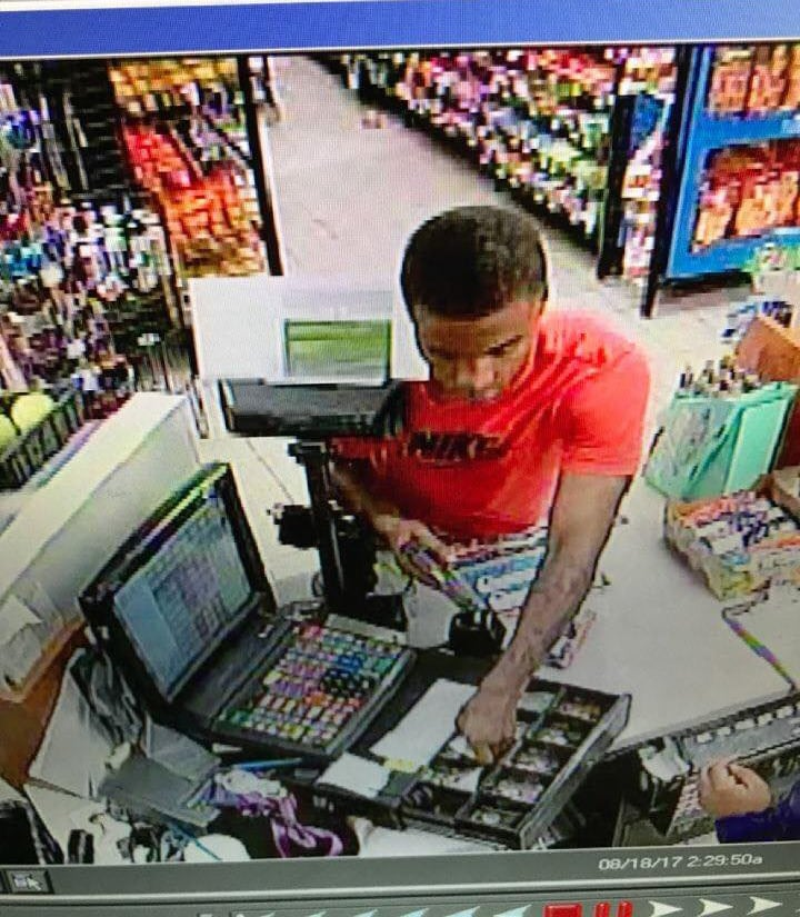 Cedar Hill robberies