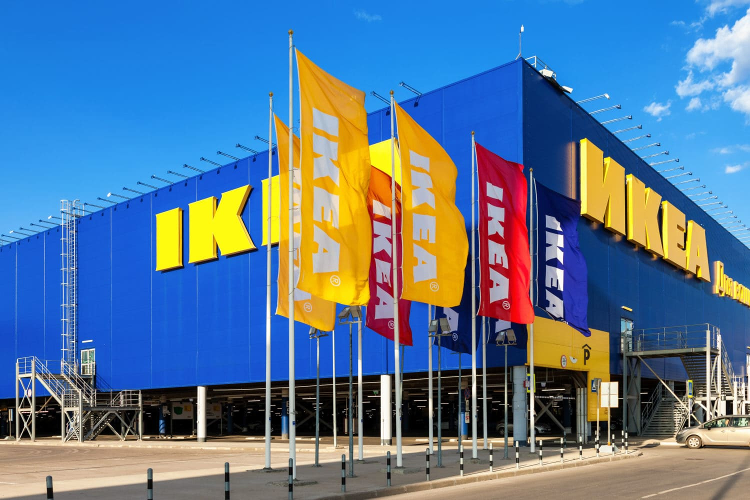 IKEA Grand Prairie reopens