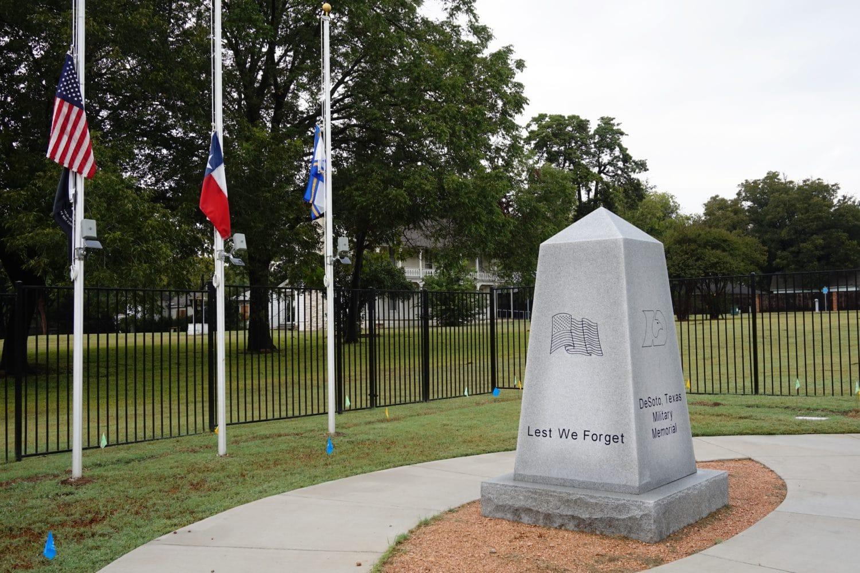 DeSoto Veteran's Memorial