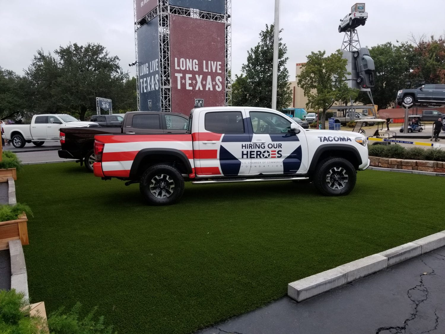 State Fair Of Texas Auto Show Grows Bigger Every Year