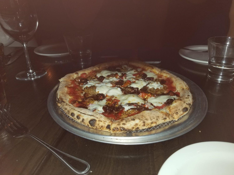 Plano's dough pizzeria